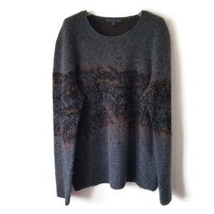 John Varvatos sweater cashmere sz Large